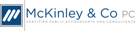 McKINLEY & CO., PC Certified Public Accountants